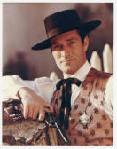 Hugh O'Brian as Wyatt Earp. Learn more about Hugh O'Brian Youth Leadership at www.hoby.org...